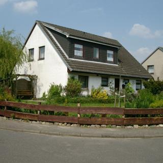 Ferienhaus Allin FW 2 - Westerdeichstrich