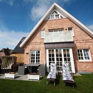 Exklusive Ferienwohnung Nr. 3 im neugebauten Landhaus - Westerland