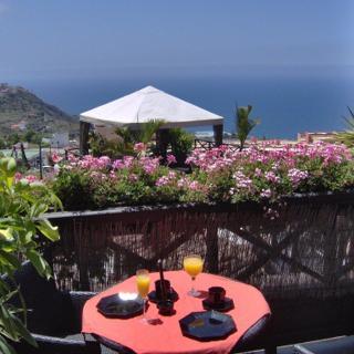 Apartamentos Monasterio de San Antonio - Modernes Apartment mit Balkon und Meerblick - Tenerife - Icod de los Vinos