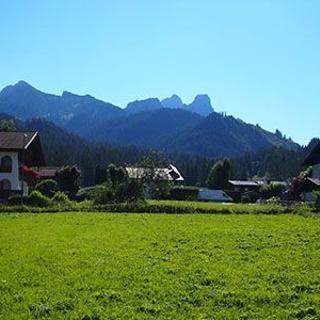 Aggensteinblick - Grän
