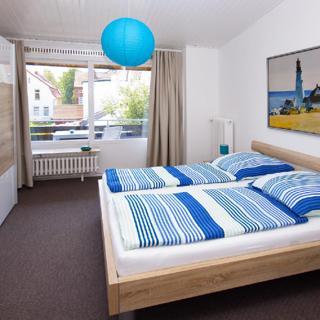 Appartement himmelblau - Burg Fehmarn
