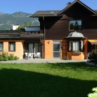 Landhaus Bollig - 1 Zimmer-Balkon-Wohnung - Garmisch-Partenkirchen
