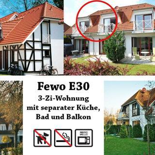 Ferienpark Gustow, 3-Zi-Fewo E30 - Gustow