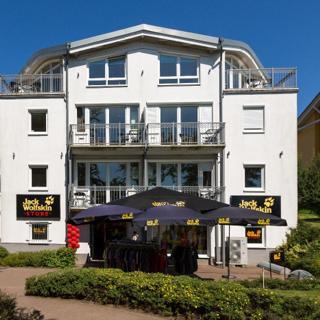Villa Seeluft, Wohnung 13 - Sellin