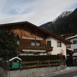 Gästehaus Müller /Sommer - Neustift im Stubaital