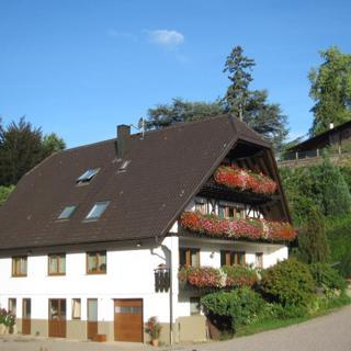 Schlossgut Rodeck, FeWo im Dachgeschoss - Kappelrodeck