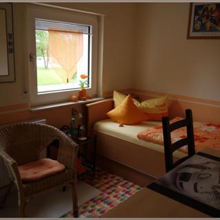 Zimmer Orange - Legden
