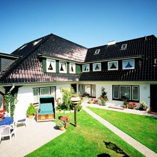 Haus Pua Moders Wohnung 1 - Westerland