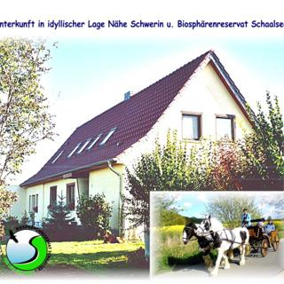 Ferienhof Winther, Wohnung  B , 2 Raum-FeWo - Bendhof