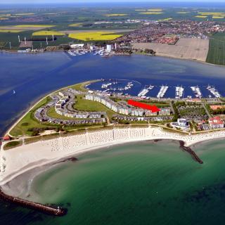 Ferienwohnung Windflüchter - Burgtiefe-Südstrand
