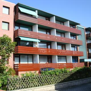 Klaus-Groth-St., 2    Whg.17,  2 Zimmer - Westerland