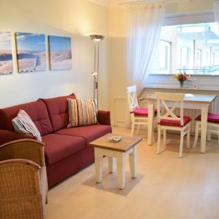 Haus Nordland, Appartement 93 - Westerland