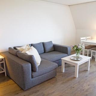 Meerblick-Suite, exklusive neue Wohnung in bester Lage in 1. Meereslinie - Kampen