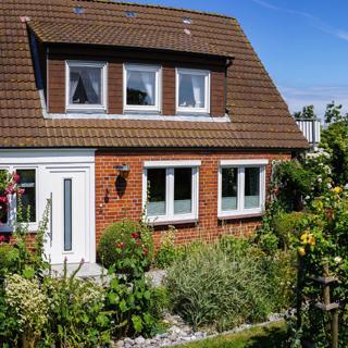 Fehmarn-Perle Gartenblick mit Balkon W3  - Katharinenhof