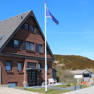 Ferienhaus Jani - Wohnung Strandhafer - Hörnum