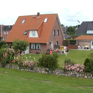 Haus Fröhlich, Wohnung 1, o.West - Morsum