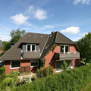 Gästehäuser Heidehof - Wohnung 2 - St. Peter-Ording