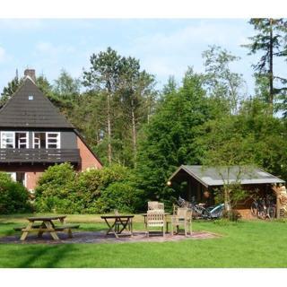 Waldhaus Westerheide, Wohnung Sven - Nebel