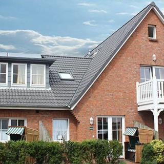 Haus Vogelsang, FeWo Krabbe - Westerland
