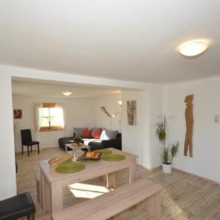 Mountain Panorama – Apartment A  - Priesendorf-Walchen