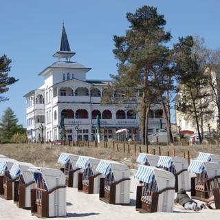 Ferienwohnung 13 Strandhaus Seeblick Binz - Binz