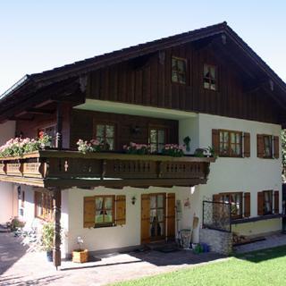 Haus am sonnigen Waldrand  - Bischofswiesen