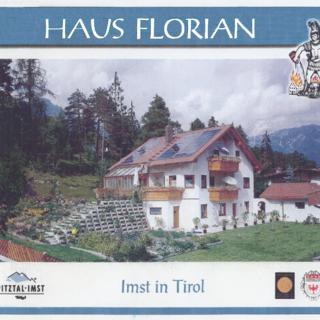 APART HAUS FLORIAN Terrassenappartement - Imst