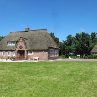Alte Dorfschule - Lehrerwohnung - Tümlauer Koog