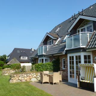 Haus Rosengrund App. 5 unten osten  - Westerland
