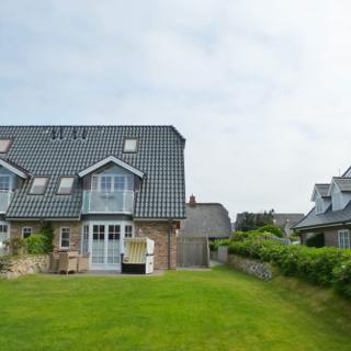 Haus Rosengrund  App. 4 oben osten  - Westerland