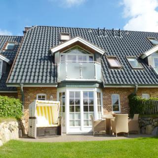 Haus Rosengrund App. 2 unten mitte  - Westerland