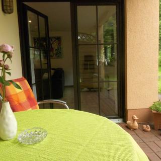 Sutterrain Ferienwohnung Seerose - Arzfeld