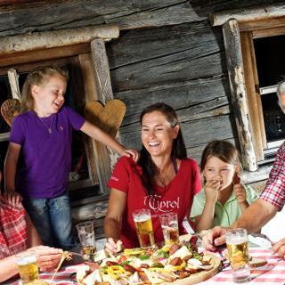 Ferienwohnung bis 4 Personen mit Balkon - St. Jakob in Haus