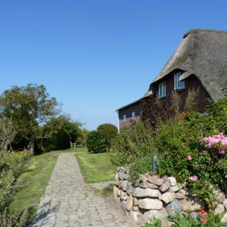 Lofthaus mit Wattblick in Morsum - Morsum
