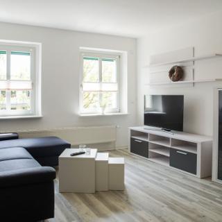 Apartmenthaus Eldena (Klosterruine) - Greifswald
