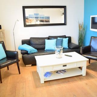 Die Strandburg - Appartement 19 - Westerland