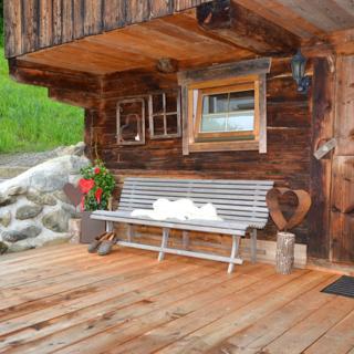 Waldhütte Wachterhof - Kaltenbach