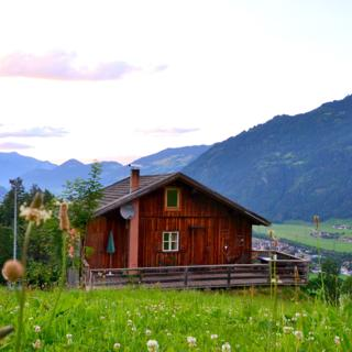 Wildhütte Wachterhof - Kaltenbach
