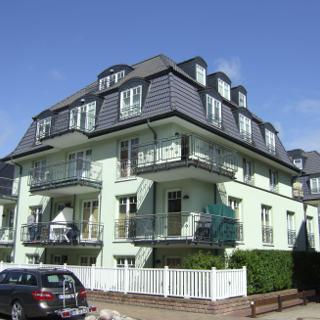Haus Silvie App. 7 - Westerland