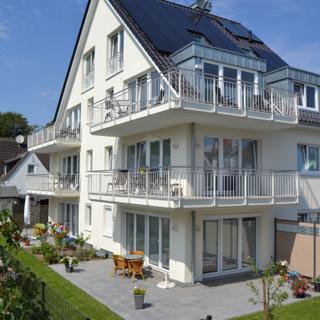 Appartementhaus Zur Sonne - Whg 6 - Timmendorfer Strand