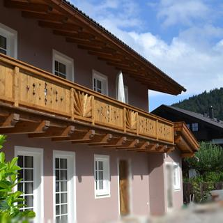 Ferienhaus Rosengarten - Garmisch-Partenkirchen