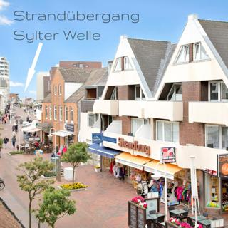 Strandburg Wohnung 13 - Westerland