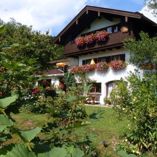 Wildbachhäusl - Ferienwohnung 1 - Bad Wiessee
