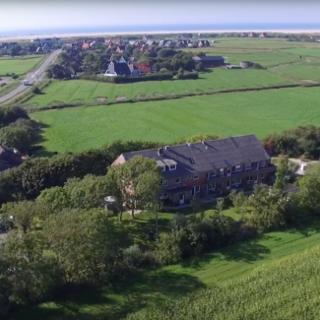 Landhaus Dircks - Komfort-Wohnung - St. Peter-Ording