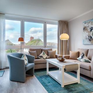 Strandnahes Appartement Dünenblick - List