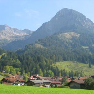 Ferienwohnung Hörnerblick  - Oberstdorf