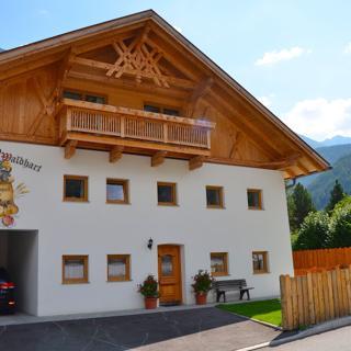 Landhaus Waldhart - Appartement Stuibenfall - Umhausen