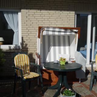 Strandgut 2.2 im Lornsenhof mit Sauna und Schwimmbad - Westerland