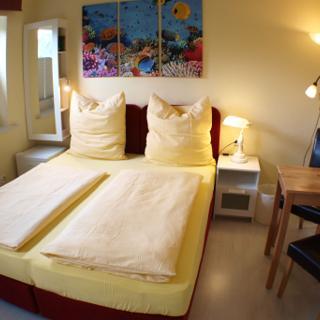 Haus Möller Doppelzimmer 4 - Tinnum