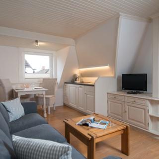 Haus Dünenblick-Wohnung Ost - Westerland